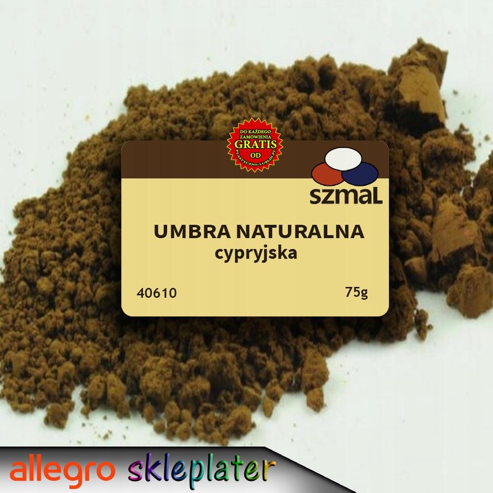Pigment Umbra Naturalna Cypryjska 75g 40610 Later 8981433047 Oficjalne Archiwum Allegro