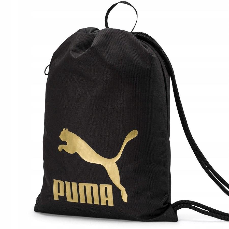 Plecak Worek Puma Originals Gym Sack 076644 01 cza