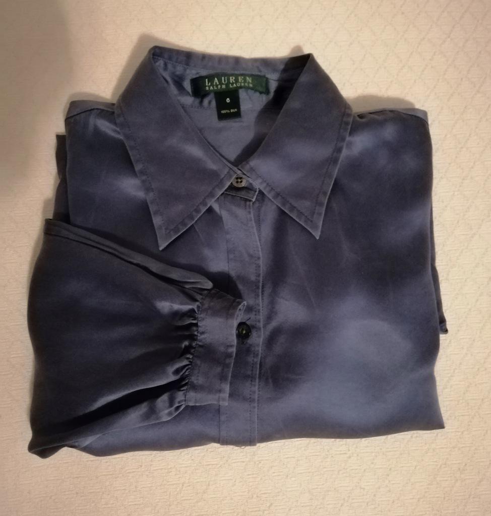 LAUREN Ralph Lauren koszula jedwabna rozmiar 6
