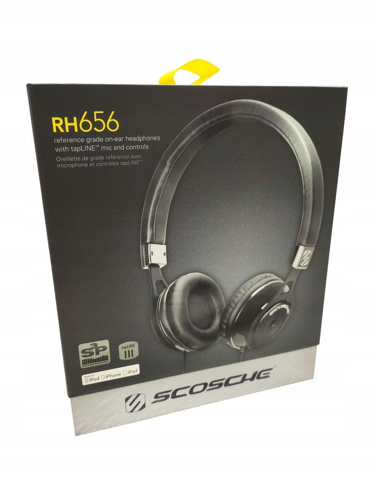 Słuchawki SCOSCHE RH656 Mikrofon iPhone Xbox PS4