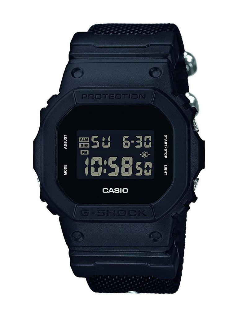 Zegarek CASIO DW-5600BBN-1ER data G-SHOCK 20 ATM