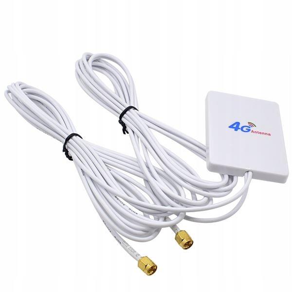 Antena 007 LTE 4G 7dBi 2xSMA 3m