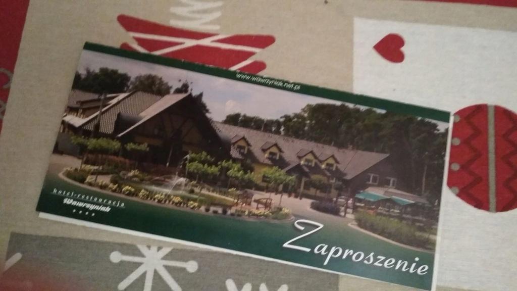 voucher nocleg weekend dla2 Hotel Wawrzyniak Zduny