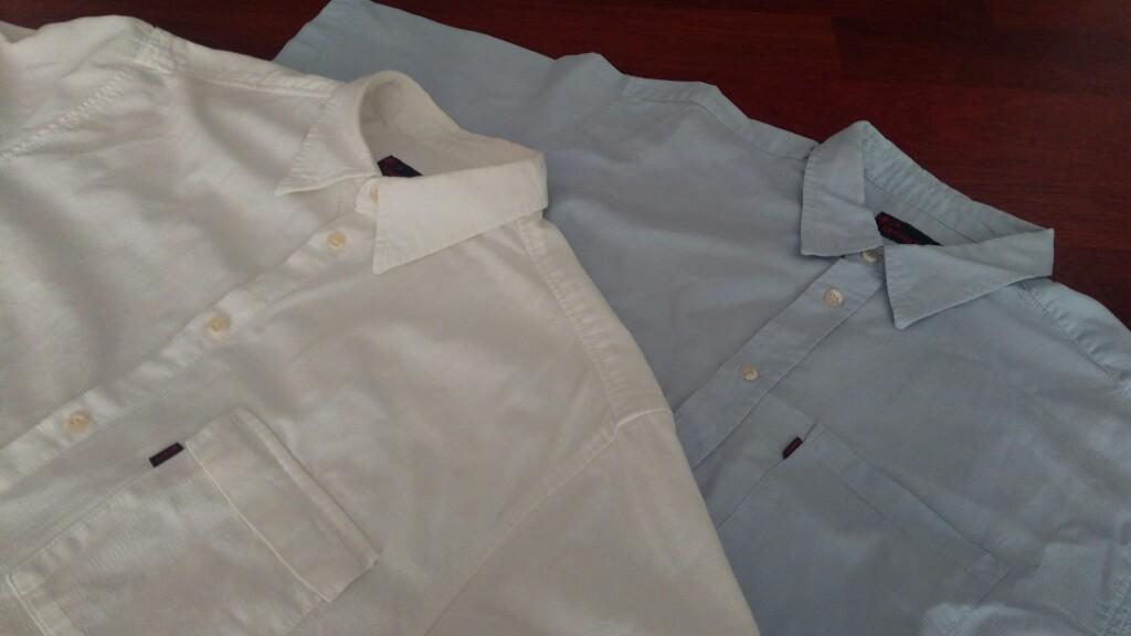 2 x koszula BIG STAR r. XL