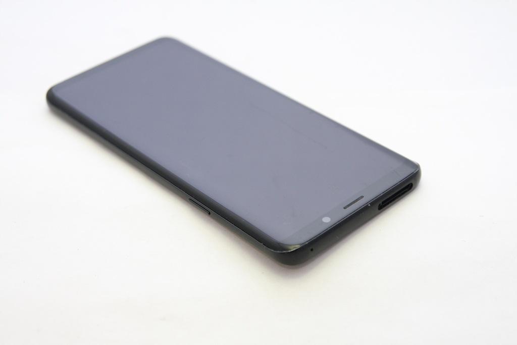 SAMSUNG S9+ G965F WYŚWIETLACZ LCD SZYBKA BLACK ORG