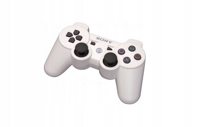 PAD DUALSHOCK 3 PS3 PLAYSTATION 3 KONTROLER BIAŁY