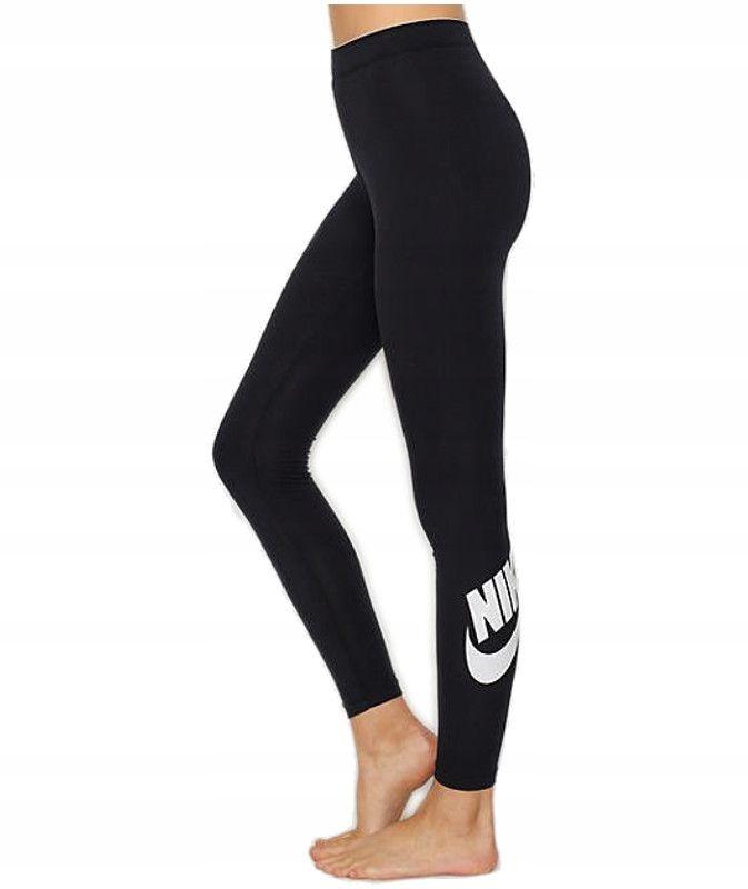 Legginsy Damskie Nike Pro Fitness Sport Getry XL Ceny i