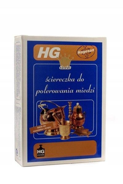 HG polerowanie miedzi brązu mosiądzu