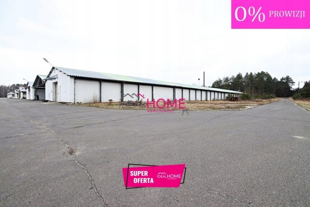 Komercyjne, Rzeszów, 9600 m²