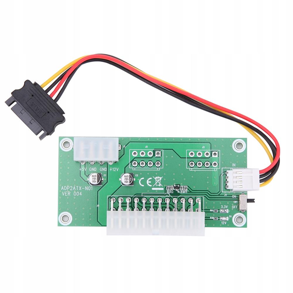 Start PSU Przedłużacz Kabla dla Bitcoin ATX 24