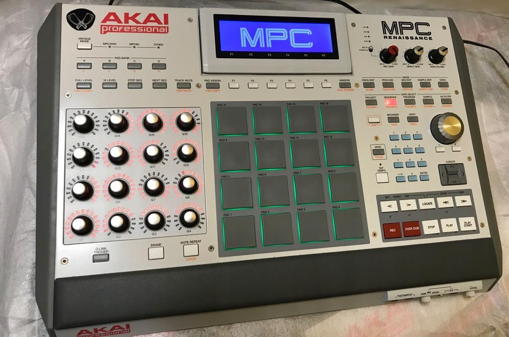 Używany! AKAI MPC Renaissance Music Controller