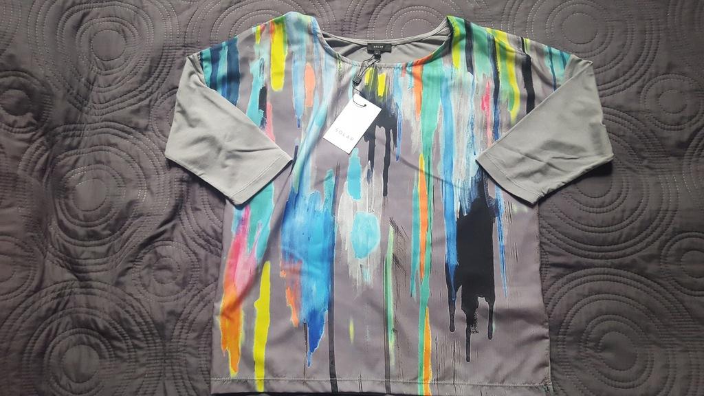 T-shirt firmy Solar rozmiar 36/S !!!