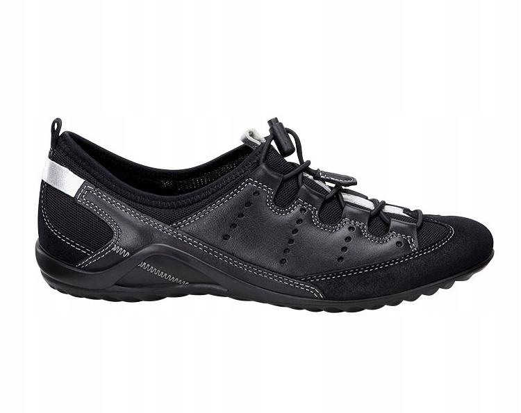ECCO Vibration II buty skórzane jak Nowe r. 40