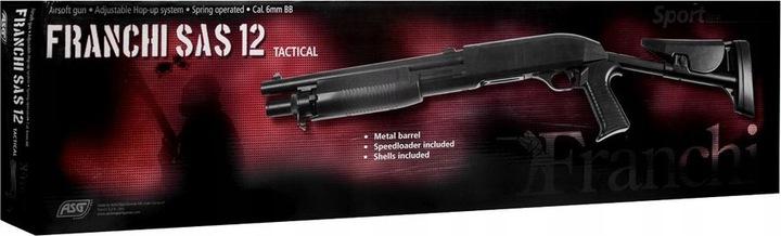 ASG Franchi SAS 12 strzelba na kulki 6mm 25-M xx