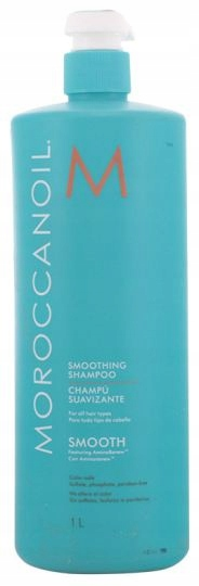 Moroccanoil szampon SMOOTH 1000 ml +GRATISY