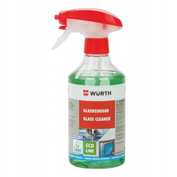 Würth Środek do czyszczenia szkła 500 ml