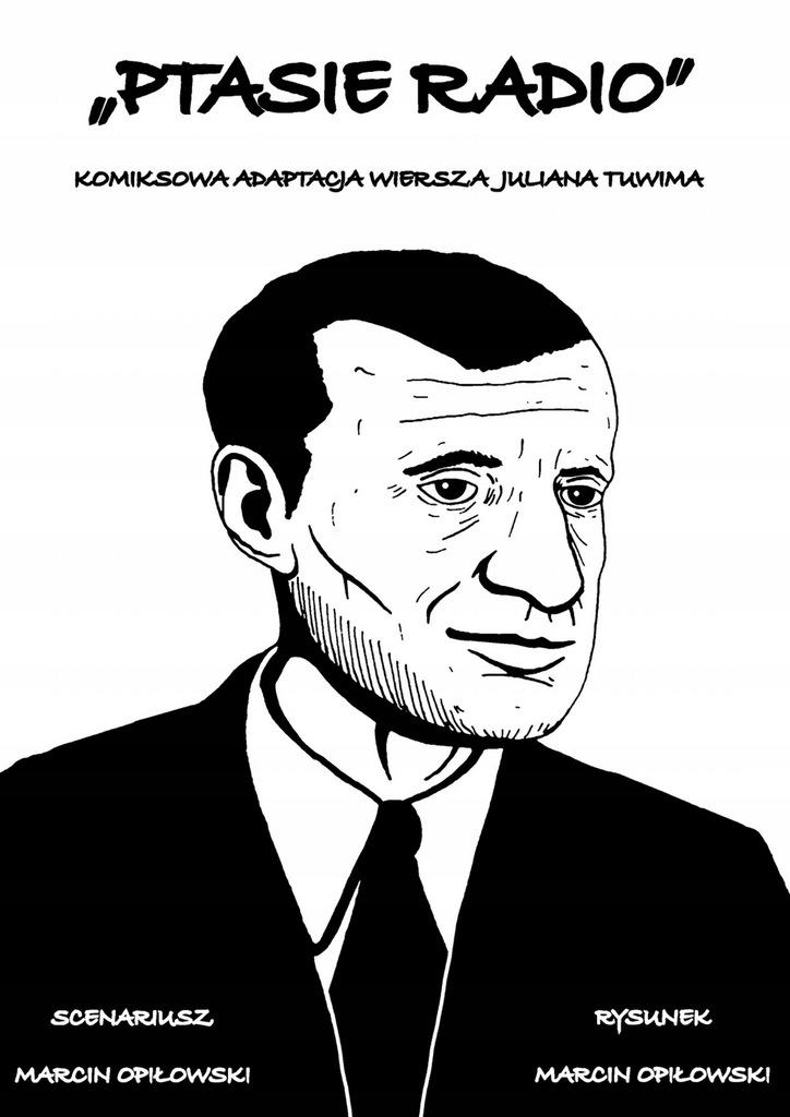 Julian Tuwim Ptasie Radio Komiks