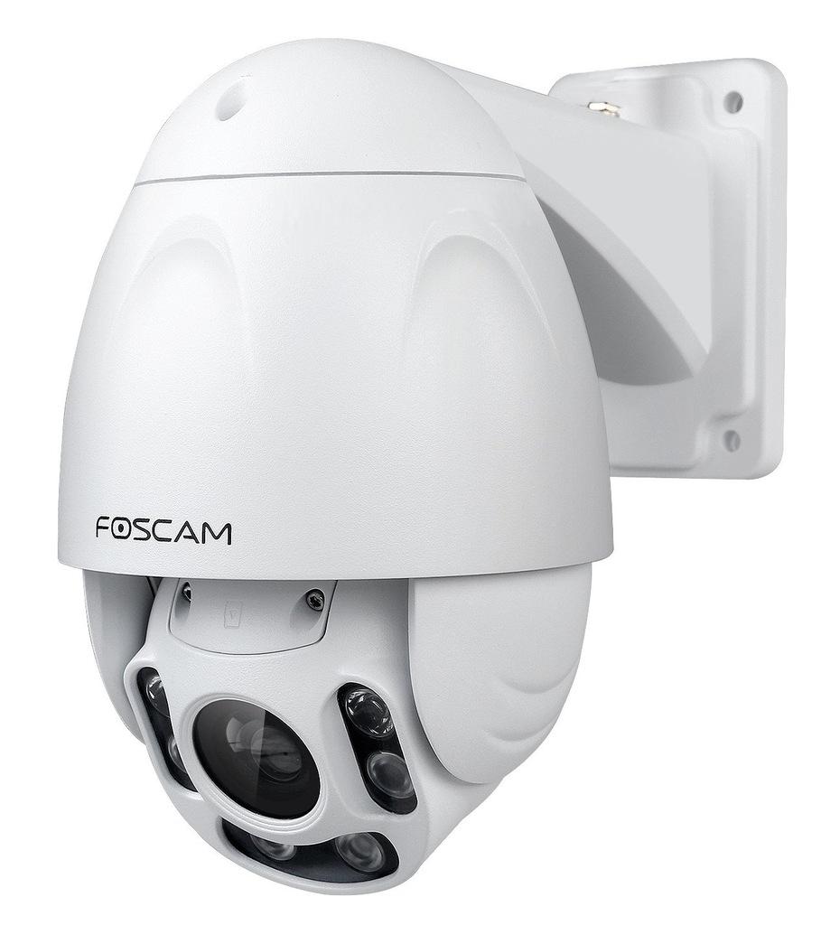Zewnętrzna kamera IP WiFi obrotowa Full HD ZOOM SD