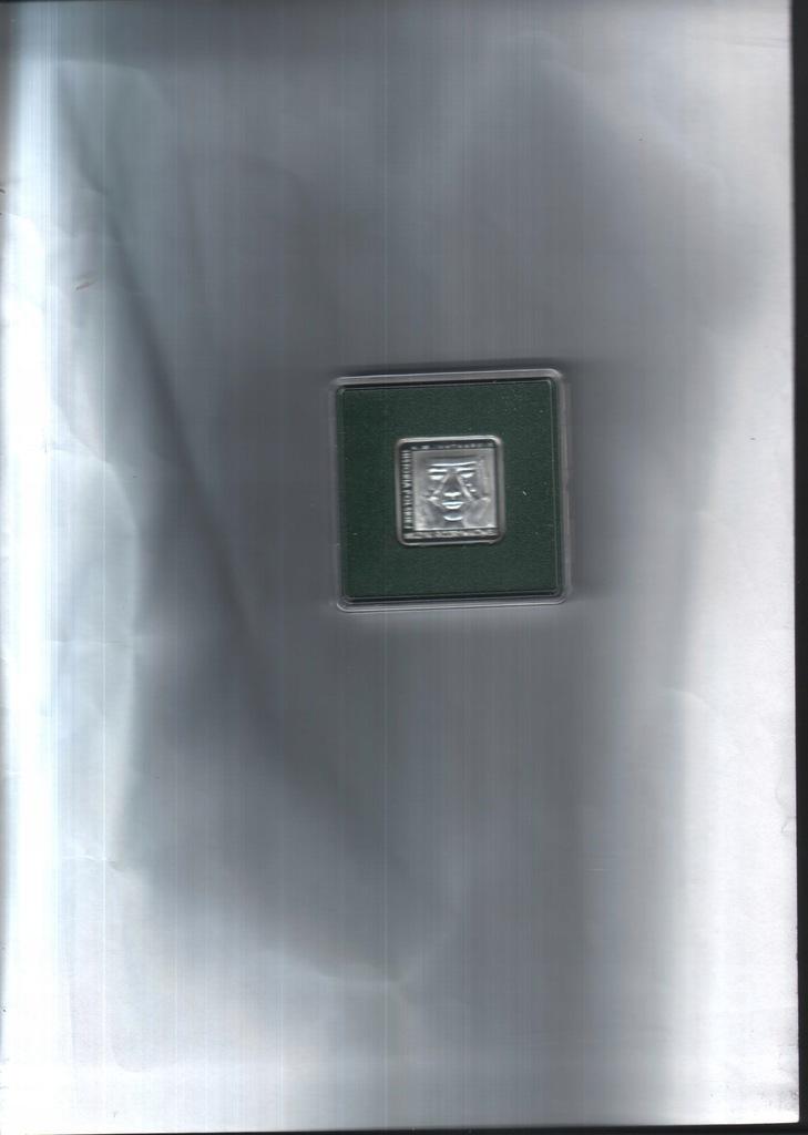 Moneta 10 zł z 2009 - Czesław Niemen + folder NBP