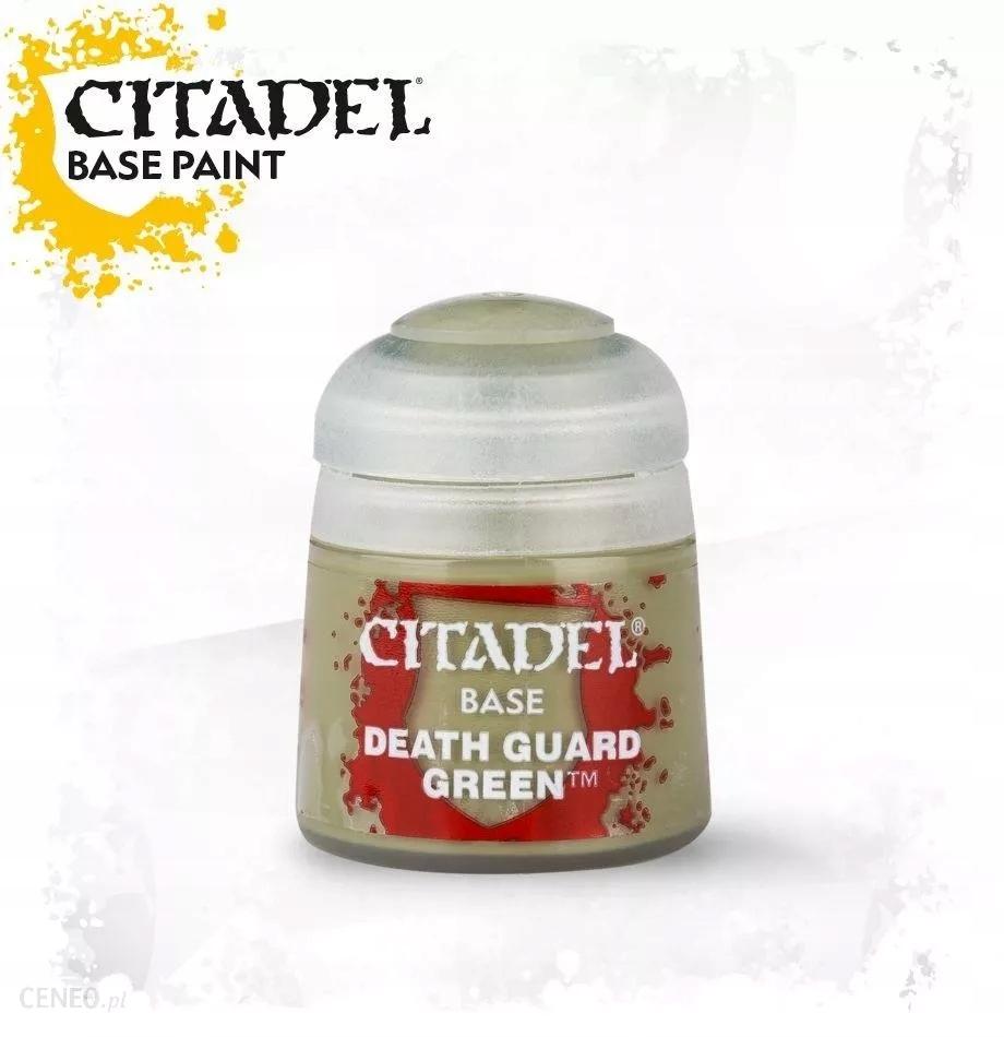 Farba Citadel Base Death Guard Green