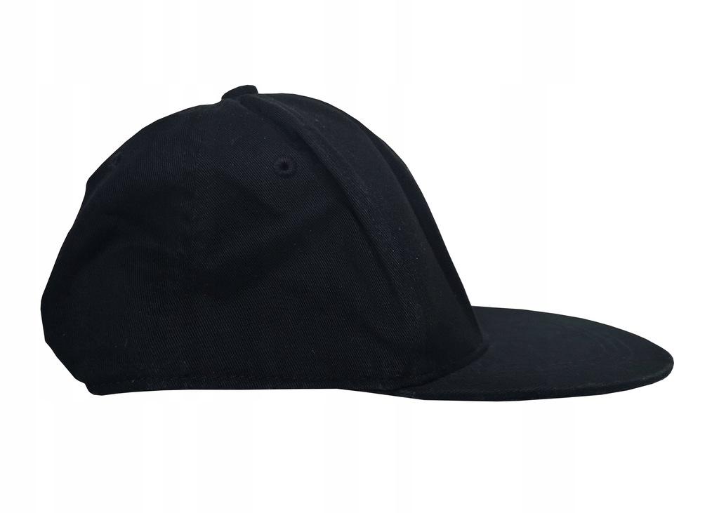 Czapka z daszkiem H&M Divided Snapback czarna