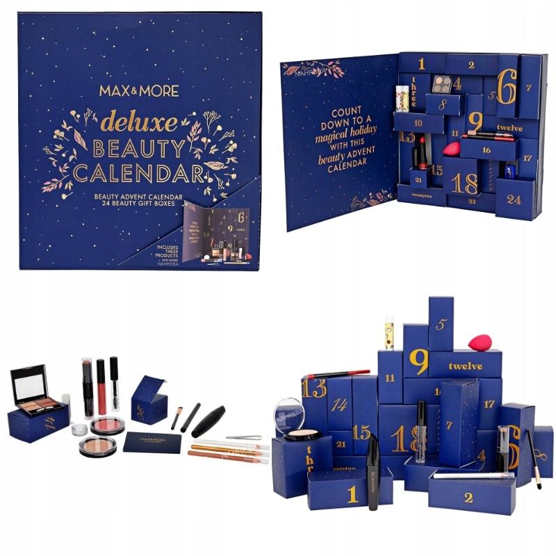 Kalendarz Adwentowy Kosmetyki Z Kosmetykami Zestaw 9732495770 Oficjalne Archiwum Allegro