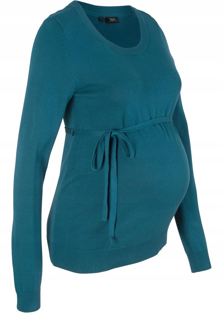 BONPRIX Sweter rozpinany ciążowy rozm. 52/54 BPC
