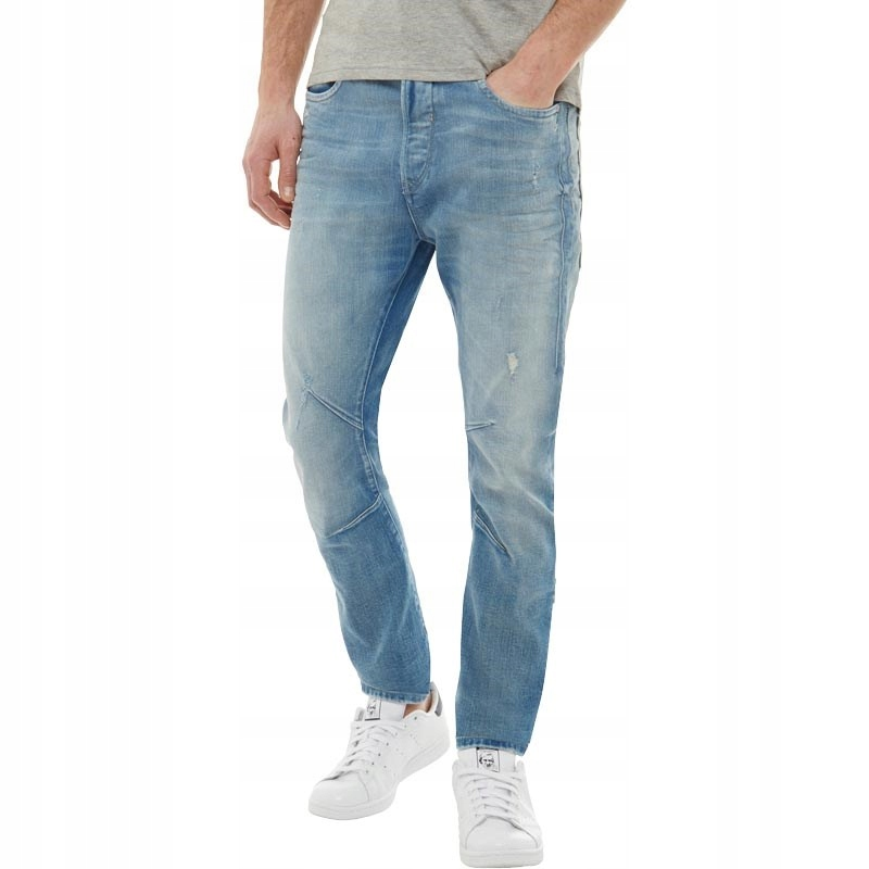 JACK & JONES LUKE spodnie ANTI FIT SLIM W31 32