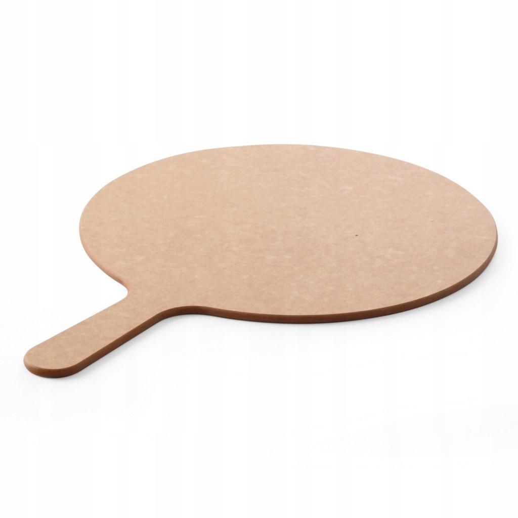 Deska z uchwytem do serwowania pizzy 280mm Hendi