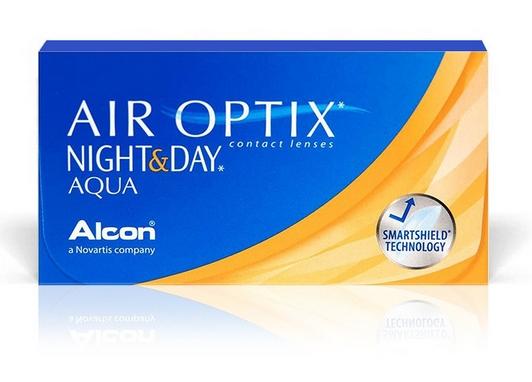 Air Optix Aqua Night and Day __Bc 8.4__1szt__-5,50