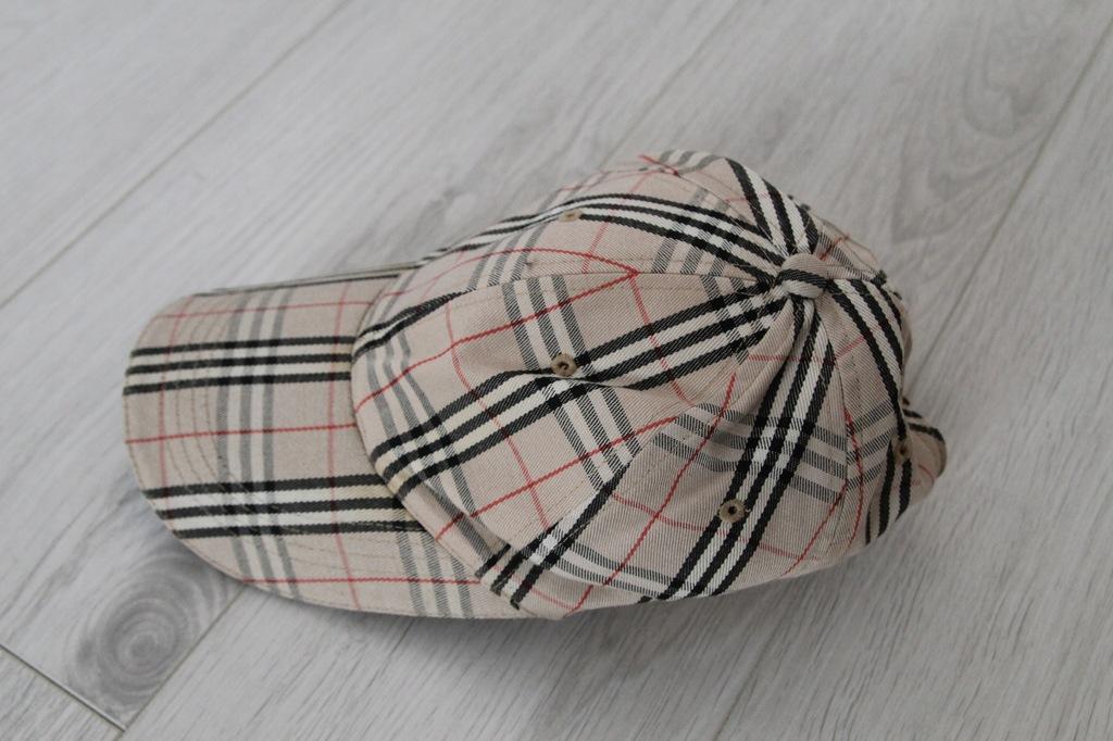BURBERRY - czapka kaszkietówka one size