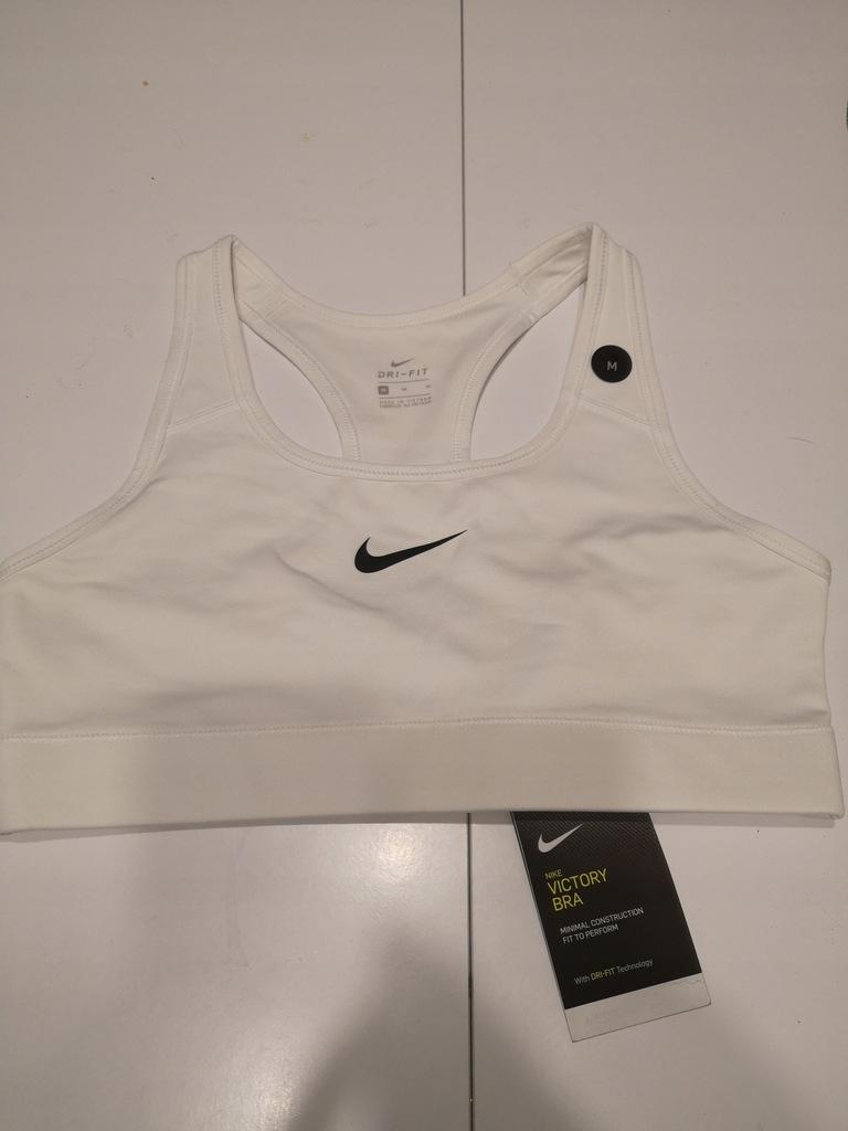 Nike viktory bra. Biustonosz sportowy rozm. M NOWY