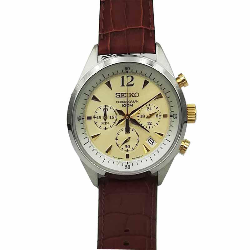 Zegarek męski Seiko Quartz SSB069P1