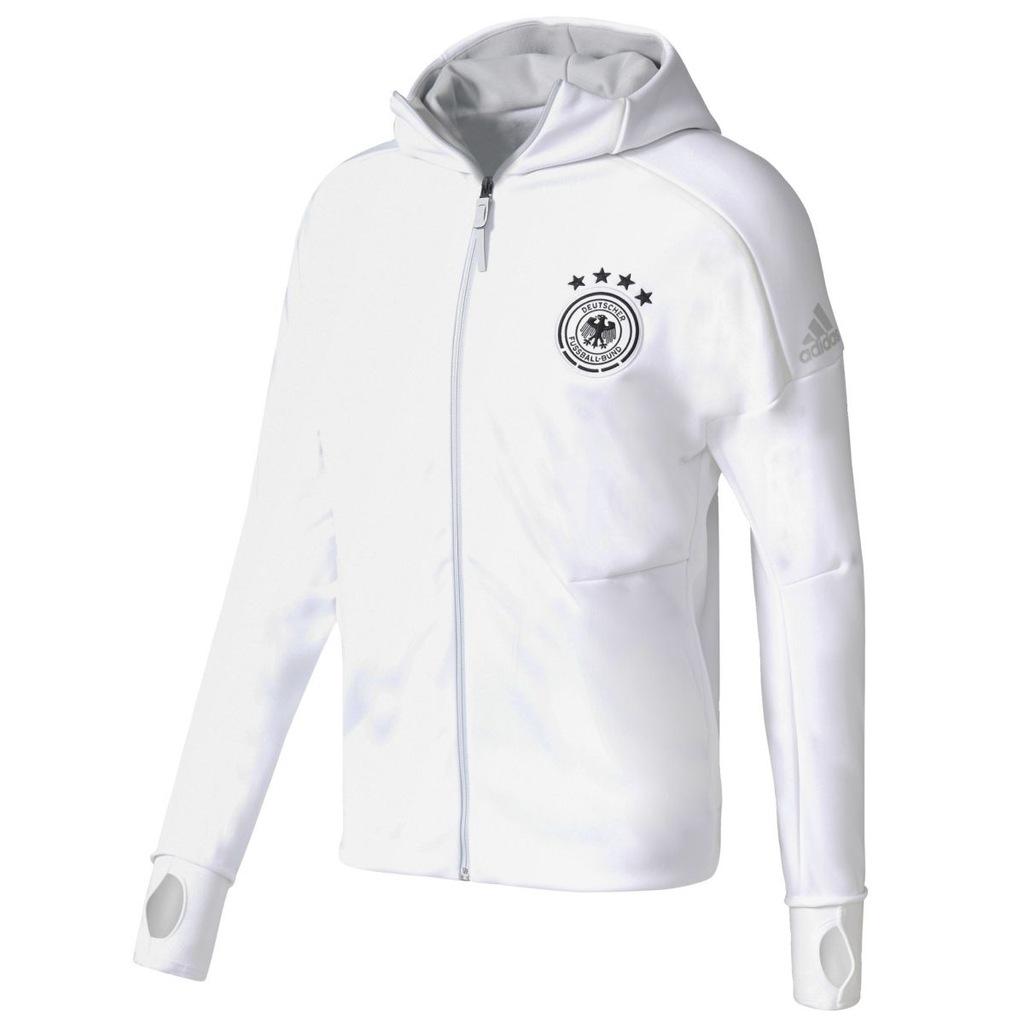 Bluza adidas Niemcy DFB Anthem Z.N.E. Ho BQ8735 L