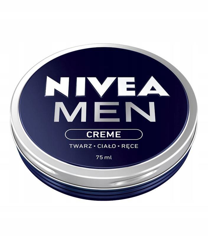 Nivea Men krem blaszka 75ml