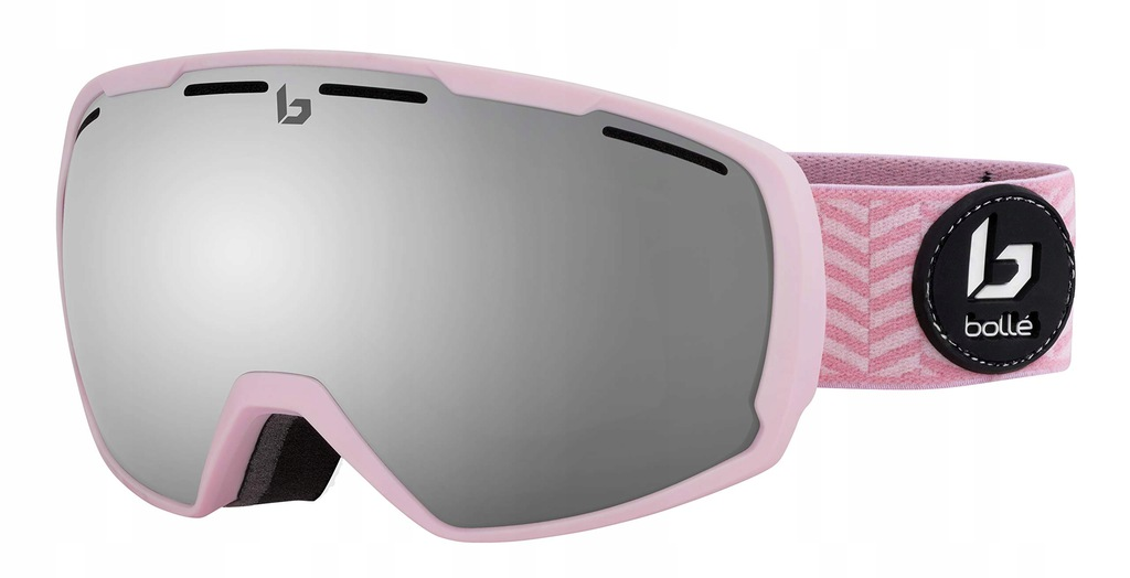 boll Gogle narciarskie damskie