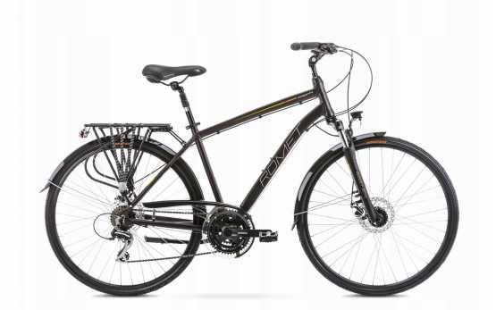 2028354 - 21 L Rower ROMET WAGANT 4 brązowo-złoty