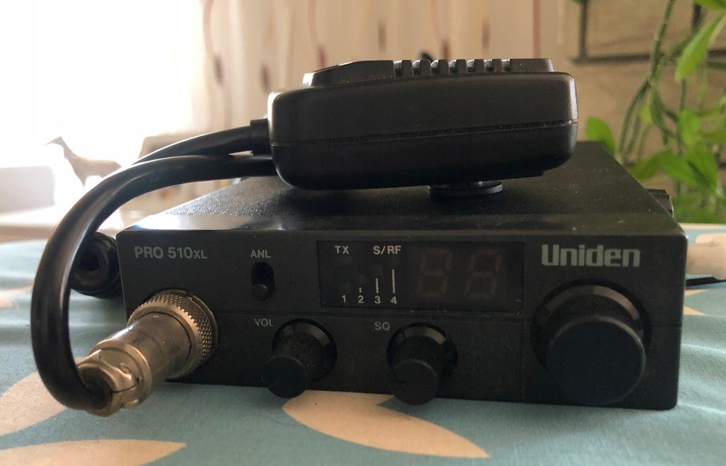 CB Uniden PRO 510XL