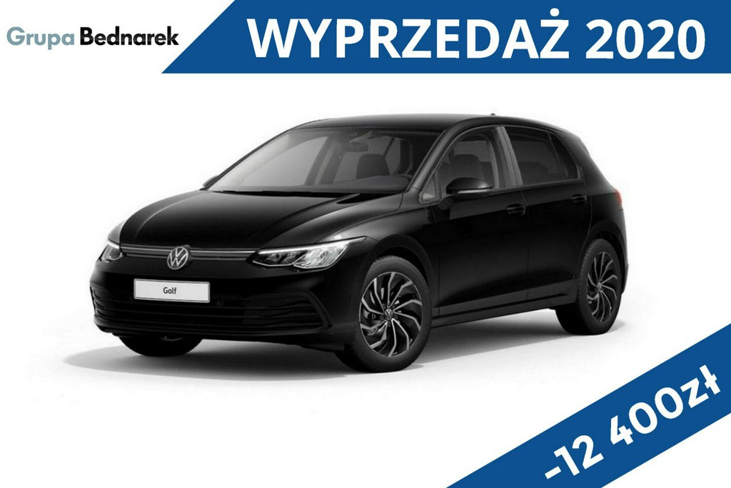Volkswagen Golf Life 1.5 TSI 130 KM