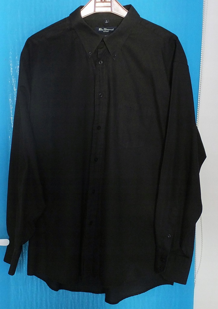 Ben Sherman Koszula czarna XXL