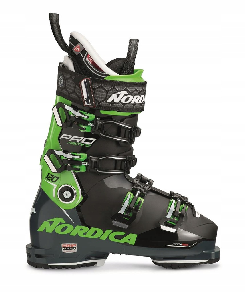 Buty narciarskie Nordica Promachine 120 GW Czarny