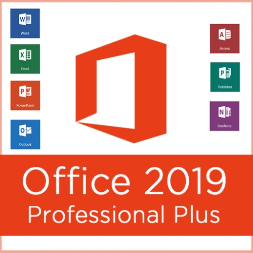 MICROSOFT OFFICE 2019 PROFESSIONAL !!