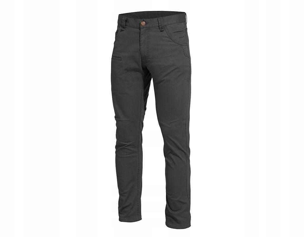 Spodnie bojówki Pentagon Rogue Hero Black 38 Short