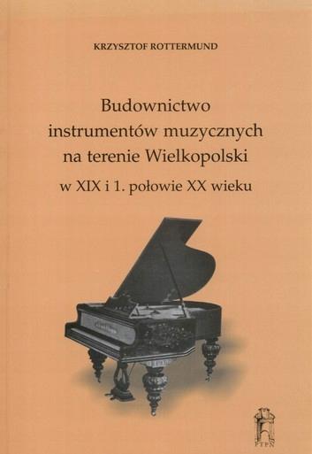 Budownictwo instrumentów PIANINA Lutnictwo Poznań