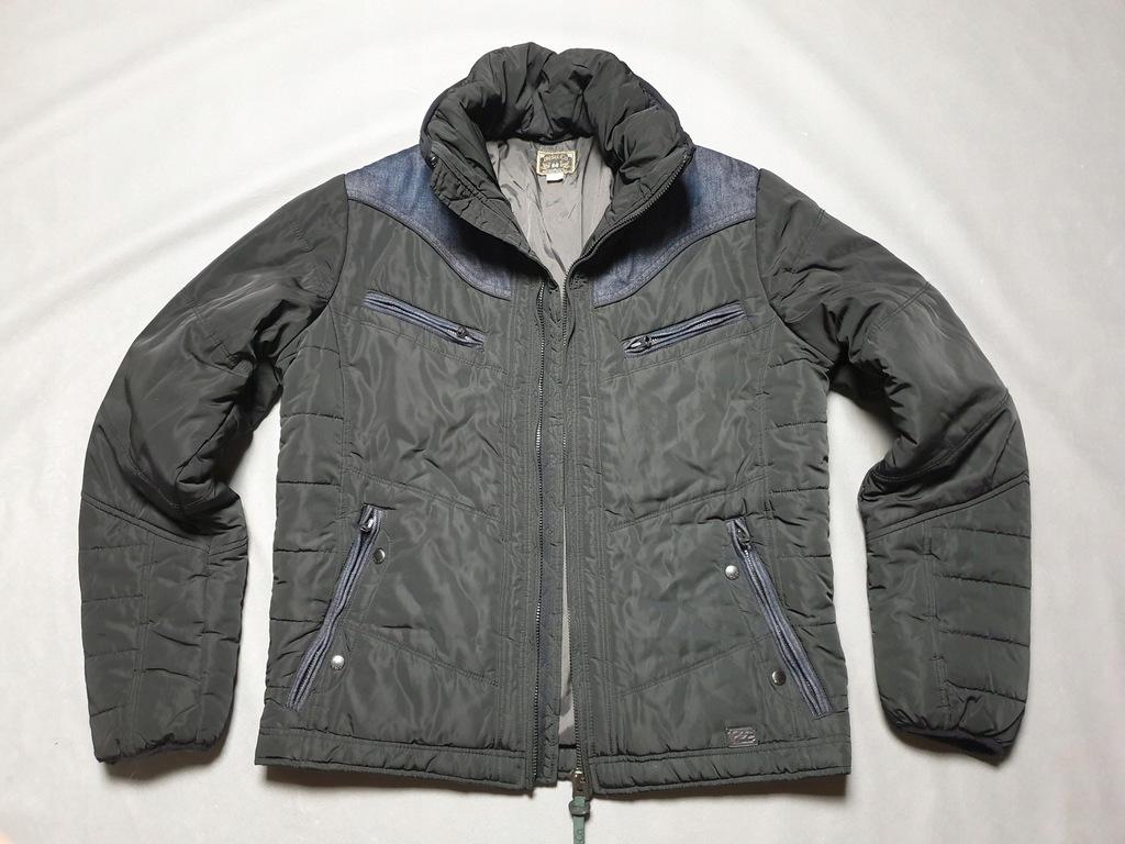 DIESEL - TEFLON męska kurtka roz. XL ideał