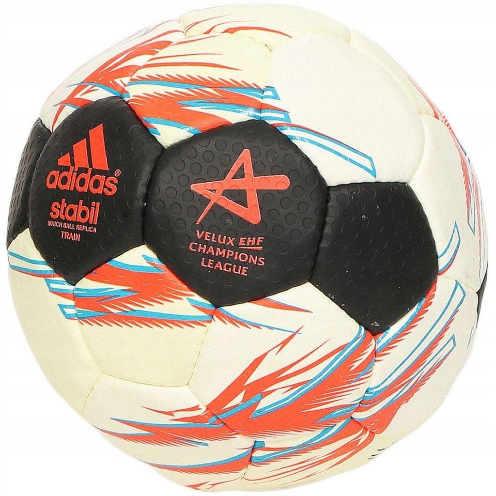 Piłka ręczna Adidas Stabil Match Ball Replica Trai