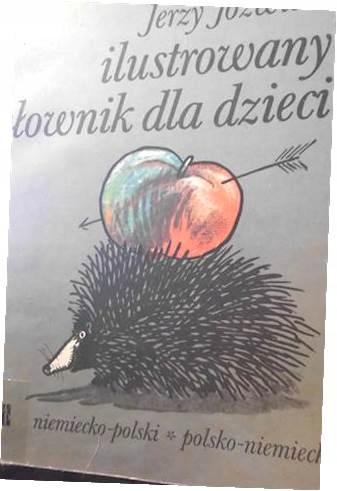 Ilustrowany słownik dla - Jóźwicki