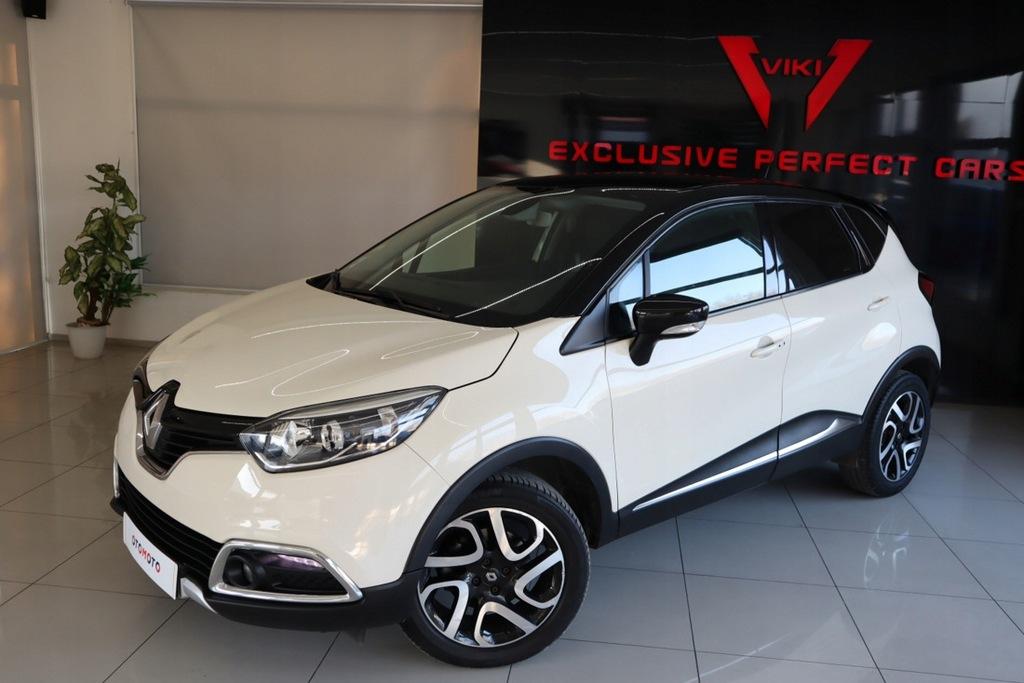Renault Captur 1 5 Dci Ledy Klimatronik Alu 17 Pdc 10045455553 Oficjalne Archiwum Allegro