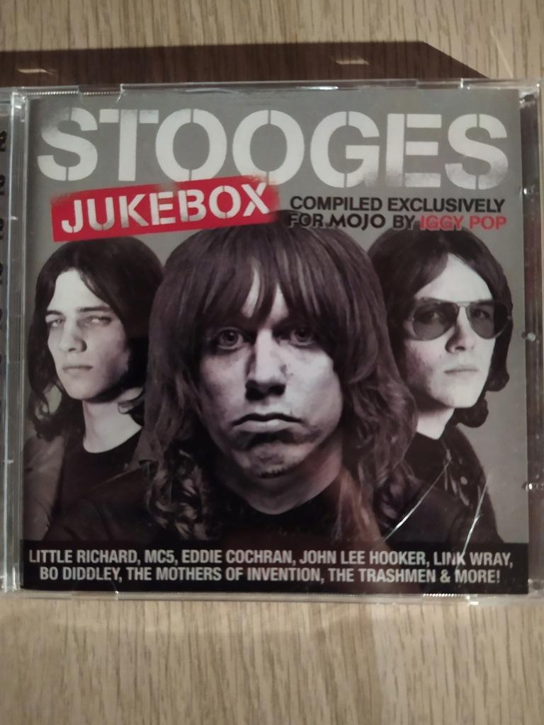 Iggy Pop Stooges dla Mojo Jukebox CD