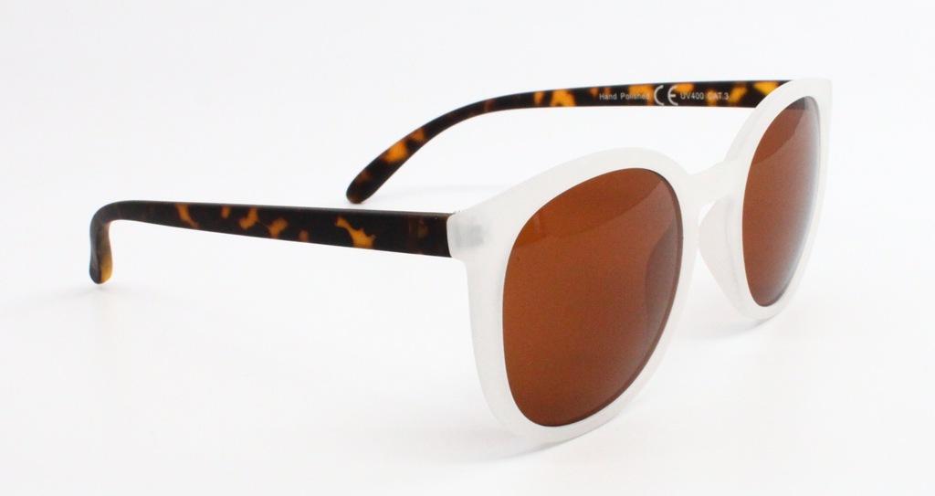 Okulary Przeciwsloneczne Biale Hipster Uniseks 7348694615